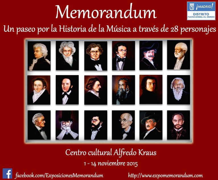 Exposición CC Alfredo Kraus