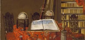 rincon-de-una-biblioteca-1711-jan-jansz-van-der-heyden-instalacion-miradas-cruzadas-11-arte-y-ciencia-museo-thyssen-bornemisza-madrid-636x303